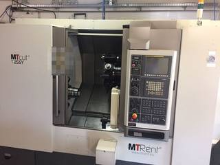 used MTRent MTcut T 25 SY - FNL 250 SY NL2500 Vorführmaschine/demo [1258719524]
