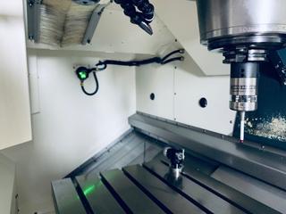 Milling machine DMG Mori Ecomill 1100 V, Y.  2016-2