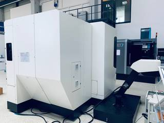 Milling machine DMG Mori Ecomill 1100 V, Y.  2016-4