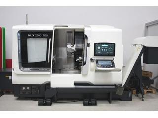 Lathe machine DMG NLX 2500 i 700-6