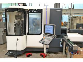 Lathe machine DMG NTX 1000-0