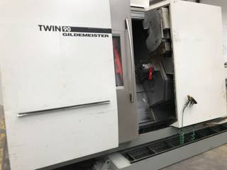 Lathe machine DMG Twin 90-0