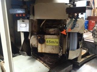 Grinding machine Danobat G 61 B7-5
