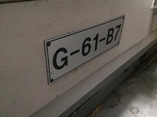 Grinding machine Danobat G 61 B7-7