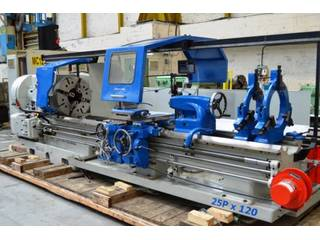Lathe machine Dean Smith & Grace 25 P x 120 - Rebuilt-0