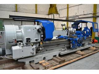 Lathe machine Dean Smith & Grace 25 P x 120 - Rebuilt-2