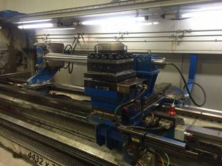Lathe machine Deans Smith & Grace 4432 CNC-3