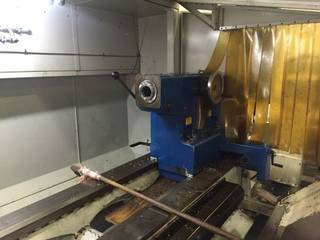 Lathe machine Deans Smith & Grace 4432 CNC-7