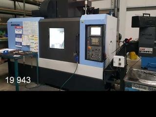 Milling machine Doosan DNM 650-1