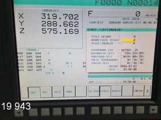 Milling machine Doosan DNM 650-3