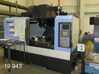 Milling machine Doosan DNM 650-4