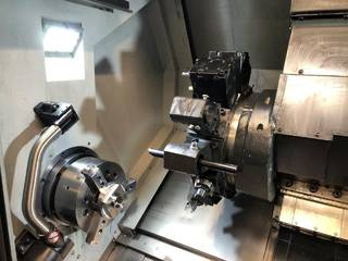 Lathe machine Doosan Puma 2600LY-2