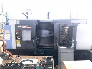 used Doosan Puma 2600 LY [2024390352]