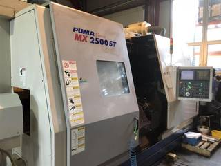 Lathe machine Doosan Puma MX 2500 ST-0