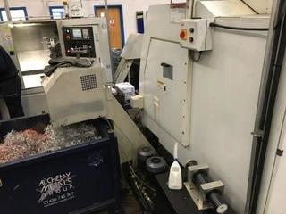 Lathe machine Doosan Z 290 SMY-4