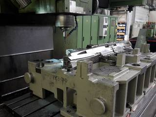 Milling machine Droop + Rein FSM 1255 DA30 kc N-1