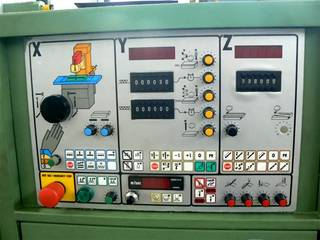 Grinding machine ELB , Typ SWN 8 NPC-K Flachschleifer generalüberholt-3