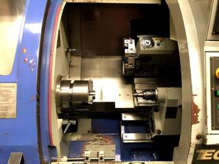 Lathe machine Ecoca SJ 20-1