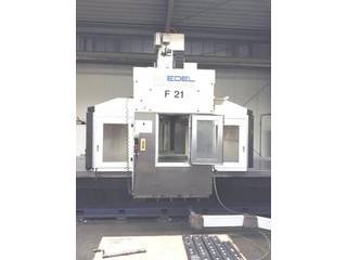 Edel 4020 XL Portal milling machines-1