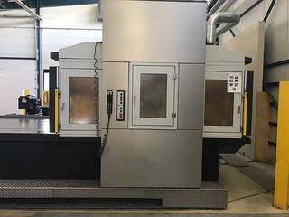 Edel 4030 Portal milling machines-5