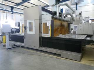 Edel 4030 Portal milling machines-9