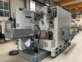 Lathe machine Emag VL 4-2
