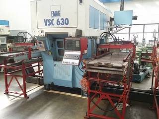 Lathe machine Emag VSC 630 x 2-5