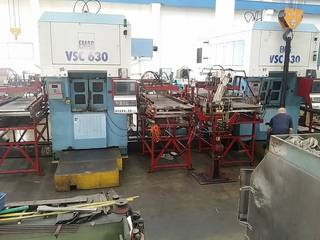 Lathe machine Emag VSC 630 x 2-7