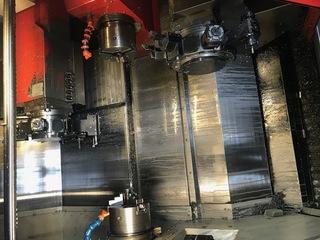 Lathe machine Emco Hyperturn 665 MC-3