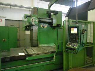 FPT Origin 2 x 2000 Bed milling machine-0