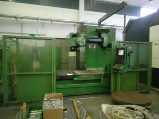 FPT Origin 2 x 2000 Bed milling machine-2