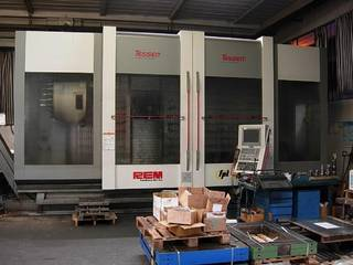 FPT TESSEN L35 Bed milling machine-1