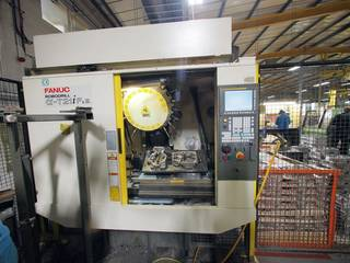 Milling machine Fanuc Robodrill α-T21iFL-0