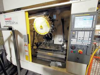 Milling machine Fanuc Robodrill α-T21iFL-1