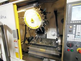 Milling machine Fanuc Robodrill α-T21iFL-2
