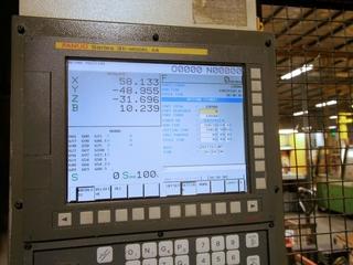 Milling machine Fanuc Robodrill α-T21iFL-5