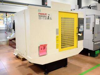 Milling machine Fanuc Robodrill Alpha T 21 i EL-1