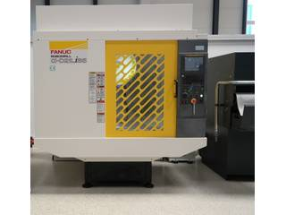 Milling machine Fanuc Robodrill D 21 LIB 5, Y.  2018-0