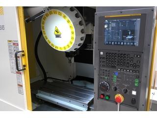 Milling machine Fanuc Robodrill D 21 LIB 5-1