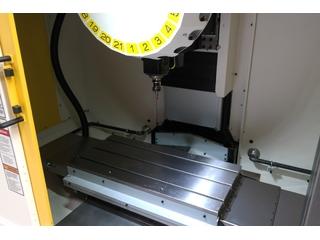 Milling machine Fanuc Robodrill D 21 LIB 5-2