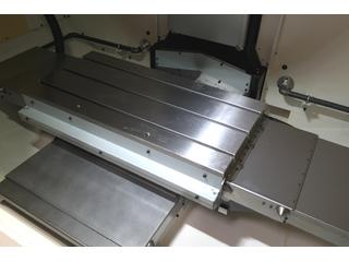Milling machine Fanuc Robodrill D 21 LIB 5-4