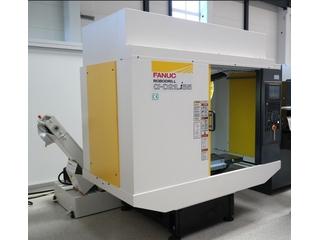 Milling machine Fanuc Robodrill D 21 LIB 5-5