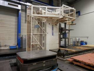 Forest Line Modumill MH Portal milling machines-5