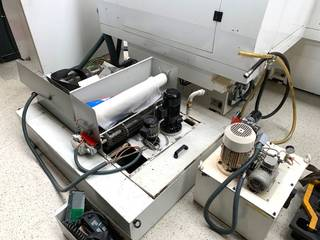 Grinding machine Geibel & Hotz RS 600 CNC-4
