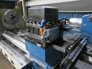 Lathe machine Geminis GHT5 G2 1000 x 3000-4