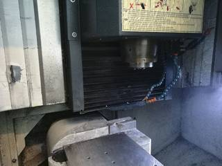 Milling machine Gentiger GT 45 - 5AX (3 + 2), Y.  2011-2