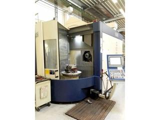 Milling machine Grob G 550, Y.  2011-3