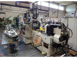 Gear machine Grob ZRM 12 NC DR A890 Kaltwalzmaschine/coldforming-0