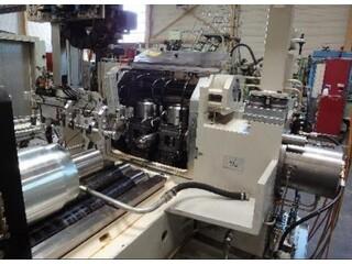 Gear machine Grob ZRM 12 NC DR A890 Kaltwalzmaschine/coldforming-1