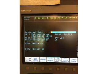 Milling machine Hüller Hille CFV 1300-4